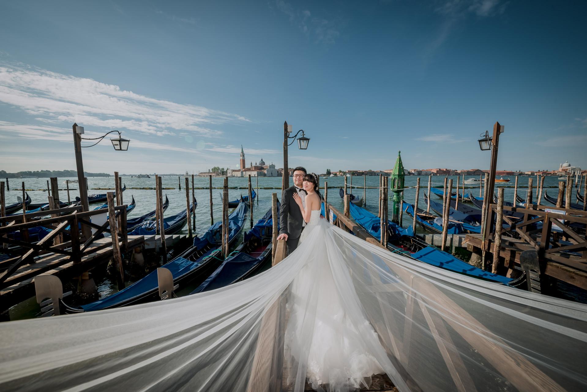 義大利威尼斯海外婚紗
