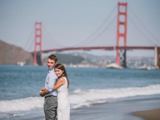 美式婚禮,舊金山婚禮